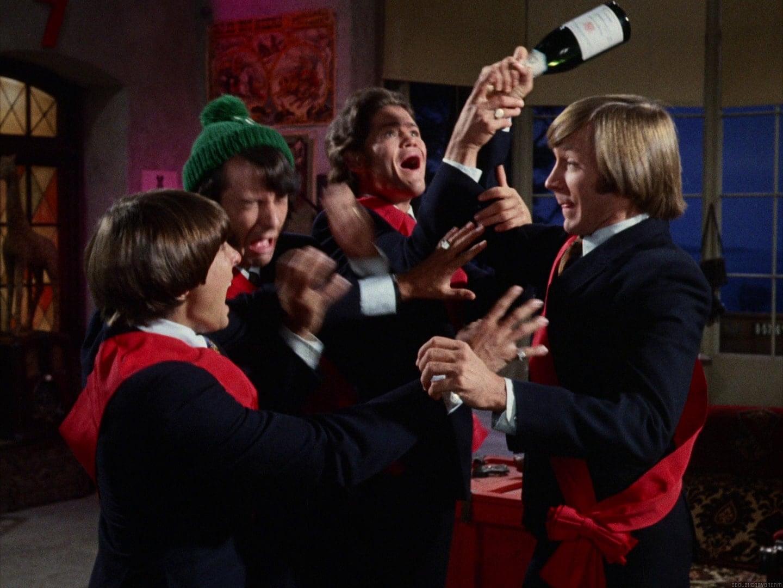 Davy Jones, Mike Nesmith, Micky Dolenz, Peter Tork ...