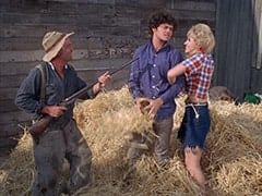 Paw Chubber (Dub Taylor), Micky Dolenz, Ella Mae Chubber (Melody Patterson)