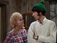 Ella Mae Chubber (Melody Patterson), Mike Nesmith