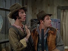 Mike Nesmith, Judd Weskitt (Lou Antonio)