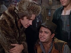 Uncle Raccoon (Peter Tork), Judd Weskitt (Lou Antonio)