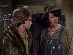 Uncle Raccoon (Peter Tork), Mike Nesmith