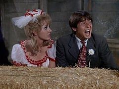 Ella Mae Chubber (Melody Patterson), Davy Jones