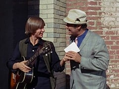 Peter Tork, Leonard Sheldon (Don Sherman)