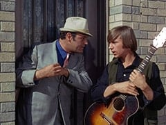 Leonard Sheldon (Don Sherman), Peter Tork