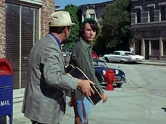 Leonard Sheldon (Don Sherman), Mike Nesmith