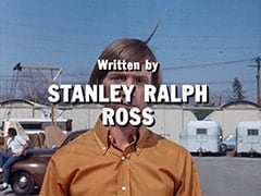 John London, Peter Tork - Written by Stanley Ralph Ross