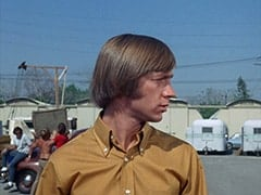 John London, Goateed Extra, David Price, Peter Tork
