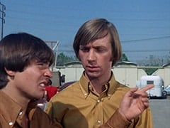 Davy Jones, David Price, Peter Tork