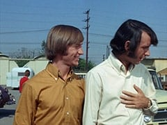 David Price, Peter Tork, Mike Nesmith