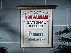 Druvanian National Ballet / Premiere tommorow night