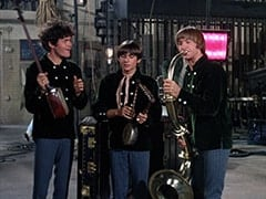 Micky Dolenz, Davy Jones, Peter Tork