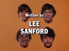 Written by Lee Sanford