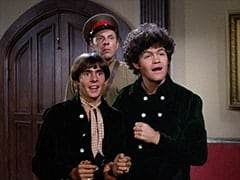 Davy Jones, Druvanian Guard (?), Micky Dolenz