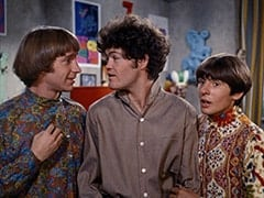 Peter Tork, Micky Dolenz, Davy Jones