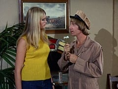 Jan (Christine Williams), Peter Tork