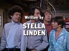 Micky Dolenz, Mike Nesmith, Peter Tork, Davy Jones - Written by Stella Linden