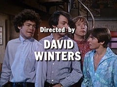 Micky Dolenz, Mike Nesmith, Peter Tork, Davy Jones - Directed by David Winters