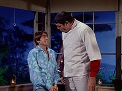 Davy Jones, Boris (Mickey Morton)