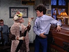 Mr. Schneider, Mildred Weatherspoon (Ruth Buzzi), Micky Dolenz