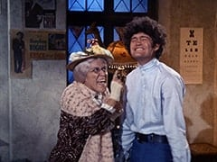 Mildred Weatherspoon (Ruth Buzzi), Micky Dolenz