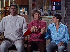 Boris (Mickey Morton), Peter Tork, Davy Jones