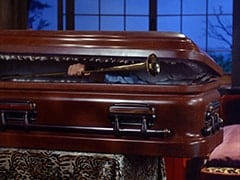 """A Coffin Too Frequent"""