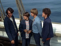 Mike Nesmith, Davy Jones, Peter Tork, Micky Dolenz