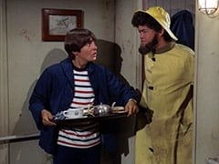 Davy Jones, Captain Ahab (Micky Dolenz)