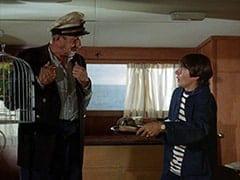 Horace (?), Captain (Chips Rafferty), Davy Jones