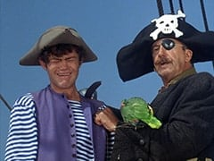 Micky Dolenz, Captain (Chips Rafferty)