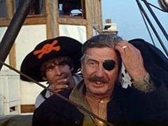 Davy Jones, Captain (Chips Rafferty)