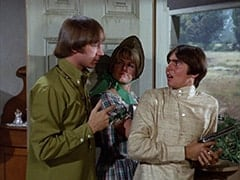 Peter Tork, Cousin Lucy (Bonnie Dewberry), Davy Jones