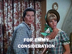 Aunt Kate Nesmith (Jacqueline De Wit), Cousin Lucy (Bonnie Dewberry) - For Emmy consideration