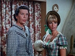 Aunt Kate Nesmith (Jacqueline De Wit), Cousin Lucy (Bonnie Dewberry)