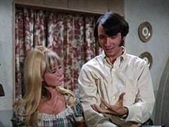 Cousin Lucy (Bonnie Dewberry), Mike Nesmith