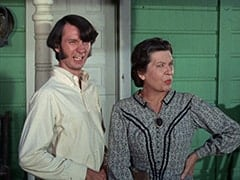 Mike Nesmith, Aunt Kate Nesmith (Jacqueline De Wit)