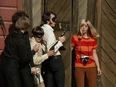 Peter Tork, Micky Dolenz, Davy Jones, Mike Nesmith, Nurit Wilde