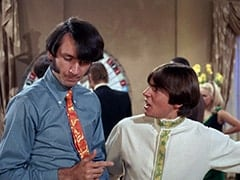 Mike Nesmith, David Price, Davy Jones