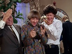 Biggy (Pepper Davis), Peter Tork, Micky Dolenz