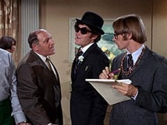 Biggy (Pepper Davis), Micky Dolenz, Peter Tork