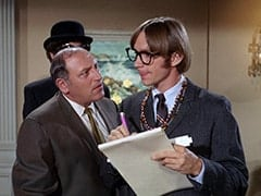 Biggy (Pepper Davis), Peter Tork