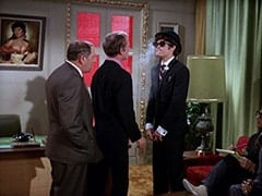 Biggy (Pepper Davis), Boss (David Astor), Micky Dolenz