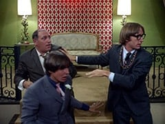 Biggy (Pepper Davis), Davy Jones, Peter Tork