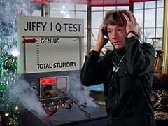 Peter Tork - Jiffy IQ test / Genius / Total stupidity