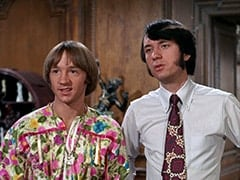 Peter Tork, Mike Nesmith
