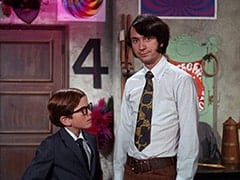 Melvin (Butch Patrick), Mike Nesmith
