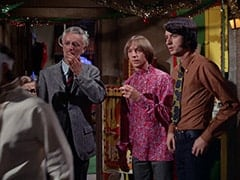 Doctor (Rege Cordic), Peter Tork, Mike Nesmith