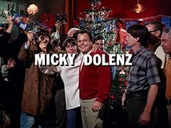 Ric Klein, Davy Jones, Les, Mike Nesmith, Gene Warren - Micky Dolenz