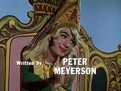 Princess Gwen (Mike Nesmith) - Written by Peter Meyerson